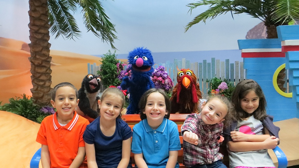Iftah Ya Simsim Muppets celebrate the spirit of Ramadan in an exclusive sneak peak on social media
