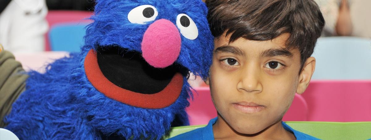 Iftah Ya Simsim Brings laughter and Fun to Children Everywhere