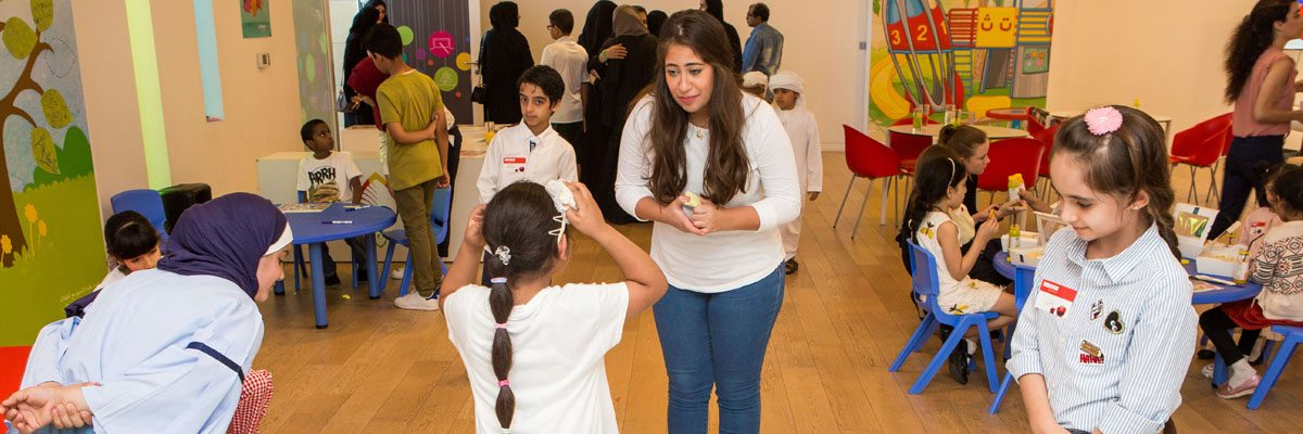"Metlife Foundation And Iftah Yas Simsim In Collaboration With The UAE Ministry Of Community Development Support Financial Empowerment For Children In 3 ""Dream, Save, Do Workshops"
