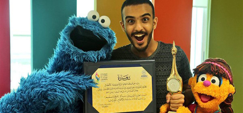 Iftah Ya Simsim wins award in the 18th Arab Radio and TV Festival in Tunis
