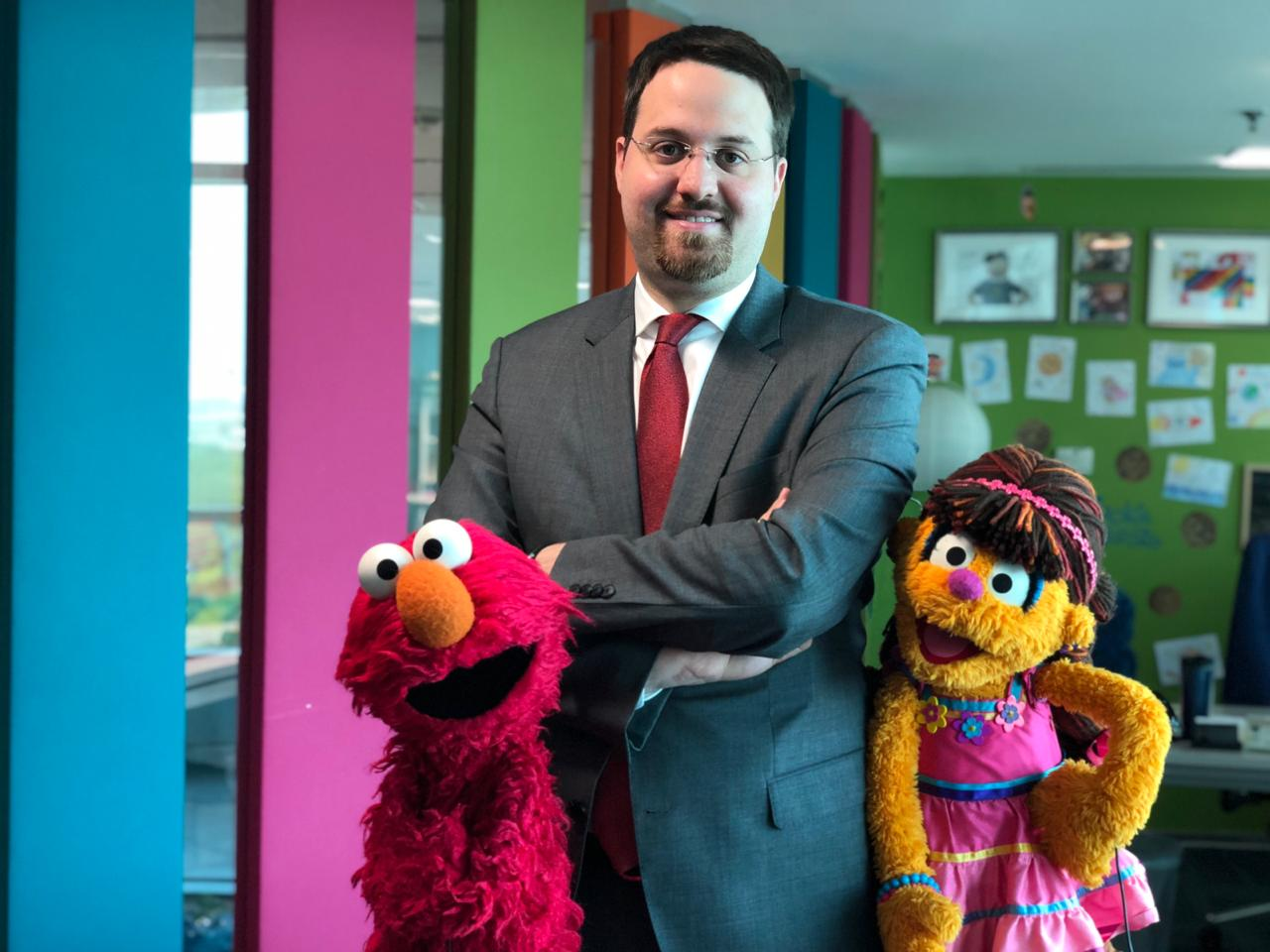 Bidaya Media Appoints New CEO While Its Flagship Show 'Iftah Ya Simsim' Launches Season 3 to inspire children this Ramadan